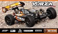 AUTOMODELO OFF-ROAD VORZA FLUX HP RTR, ESCALA 1/8, COM RADIO 2.4GHZ, MONTADO HPI