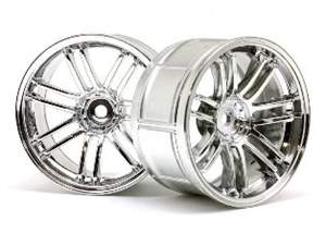 LP29 LM-R WHEEL CHROME HPI