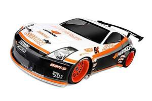 BOLHA S/ PINTURA P/ AUTO ON-ROAD 1/10 NISSAN 350Z HANKOOK(200MM) HPI