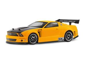 BOLHA AUTOMODELO ON ROAD FORD MUSTANG GT-R HPI